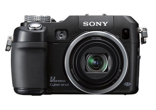 Sony Cybershot DSCV3 7.2MP Digital Camera with 4x Optical Zoom