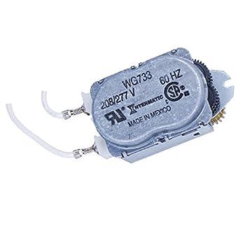intermatic timer motor wg733 3