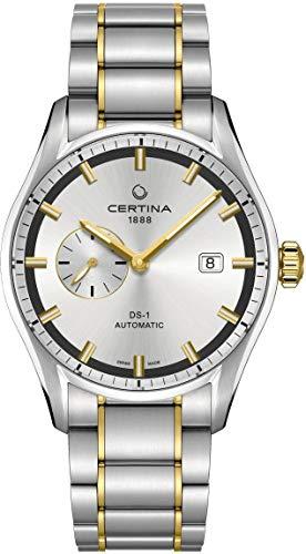 Certina DS-1 Small Second C006.428.22.031.00 Herren Automatikuhr Klassisch schlicht
