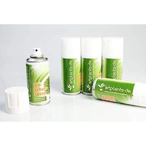 artplants.de UV Schutz Spray, 150ml Dose, Pflegewirkung für künstliche Pflanzen und Blumen, Kunstbäume und Kunstpalmen - für Außen und Innenbereich - 2