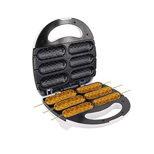 IGRNG Mini Kleingeräte für Küchenmaschine 850W Super Power 3 Second Speed Hot, elektrischen Haushalt Wurst Toaster