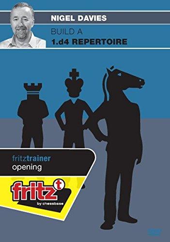 Build a 1. d4 Repertoire - Nigel Davies [DVD-ROM]