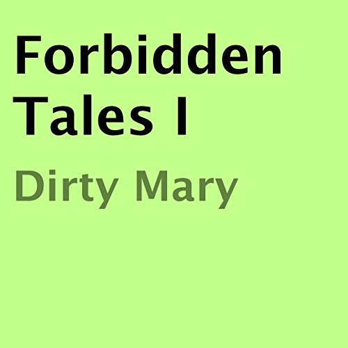 Forbidden Tales I audiobook cover art