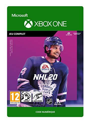 NHL20 Édition Standard   Xbox One – Code Jeu à Télécharger