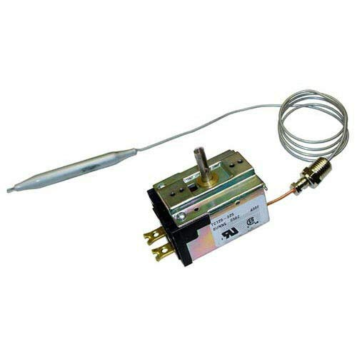 (New part) Frymaster 8262013 Thermostat PECO TYPE - TC125 TEMP 200-400 / firs for many models, check in description + (one free author's book)