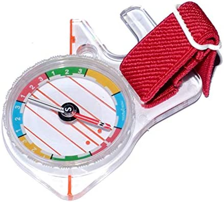 Over item handling Moscompass Model 8 Very popular Rainbow - Righ for Elite Compass Orienteering