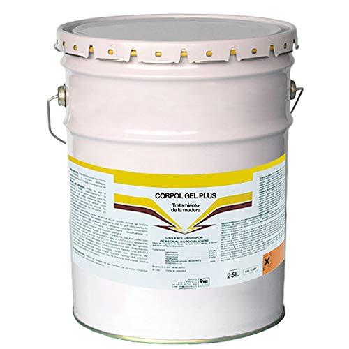 Corpol plus gel es un potente tratamiento insecticida PREVENTIVO y CURATIVO de la madera.