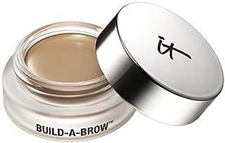 It cosmetics BUILD-A-BROW WATERPROOF 5-IN-1 MICRO-FIBER CR?E GEL STAIN (Blonde) by It Cosmetics