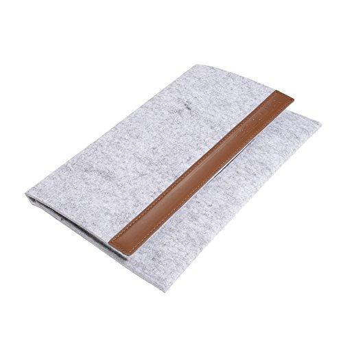 Ultron 163776 Real Life Keeper Filz Schutzhülle für Notebook/Tablet (17,8 cm (7 Zoll)) grau