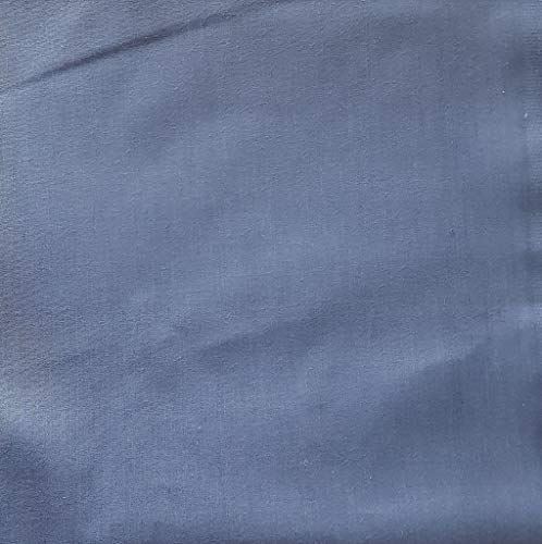 Pingianer 100{a28dc1b6886159e7f4ee010e3c47f127b069e5cfbe911a083241f7189dd2fb42} Baumwolle Uni Einfarbig Baumwollstoff Kinderstoff Meterware Handwerken Nähen Stoff (Jeansfarben, 50x160cm (13,98€/m))
