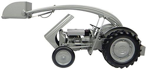 Universal Hobbies - UH4171 - Tracteur Ferguson TEA-20 avec Pelle - Echelle 1/16 - Gris