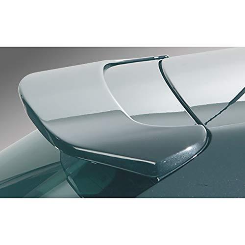 Becquet de toit compatible avec Seat Ibiza 6J SC 3-portes 2008- (ABS)