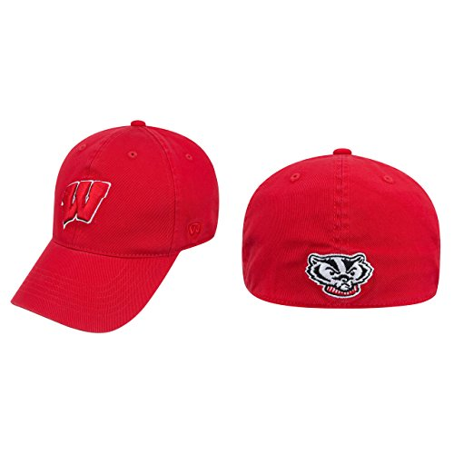 Top 10 wisconsin badgers fitted hat for 2020