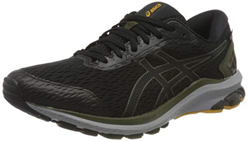 ASICS Herren 1011A889-001_44 Running Shoes, Black, EU