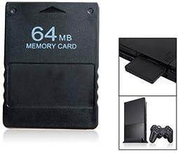 New PlayStation 2 / PS2 128MB Memory Card