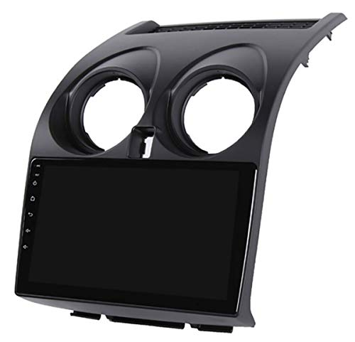 In Daah Car Radio Stereo Android 8.1 Navi Reproductor multimedia Radio GPS Video Audio Stereo Compatible para Nissan Qashqai (2006-2013) Sistema de navegación SWC FM Mirror Link Bluetooth (1G + 16