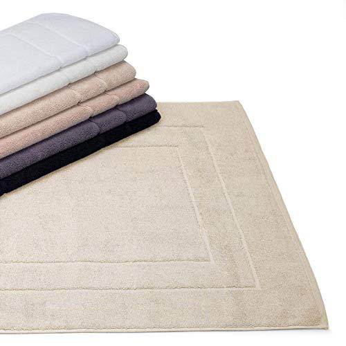 Linnea badmat, 60 x 100 cm, flair zand, 1500 g/m2
