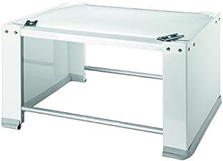 Wpro PED001 Waschmaschinenzubehör/ Universal Unterbausockel für Waschmaschinen und Trockner / / Untergestell Waschmaschine