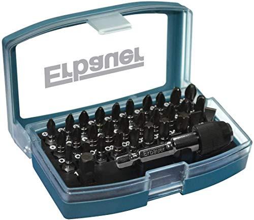 Erbauer - Juego de puntas de destornillador de impacto (32 piezas)