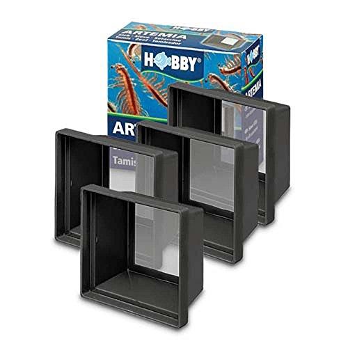 Hobby 21630, Combinazione di filtri per Artemia, 4 filtri (180, 300, 560, 900 µm)