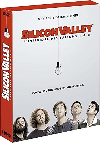 Silicon Valley - L'intégrale des saisons 1 & 2 [Francia] [DVD]