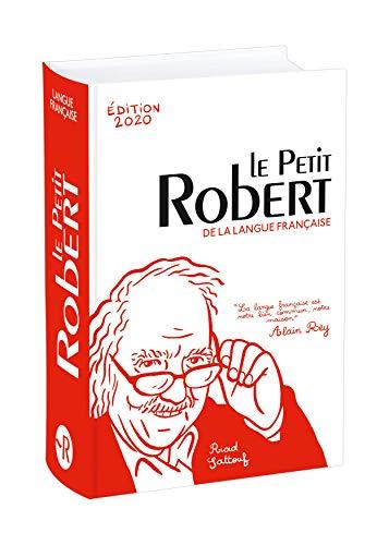 Le petit Robert de la langue française 2020: Monolingual French Dictionary