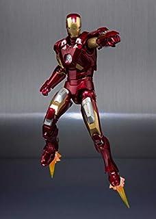 "Tamashii Nations S.H. Figuarts Ironman Mk-7 And Hall Of Armor Set ""Marvel"" (B07D2LGY6X) | Amazon price tracker / tracking, Amazon price history charts, Amazon price watches, Amazon price drop alerts"