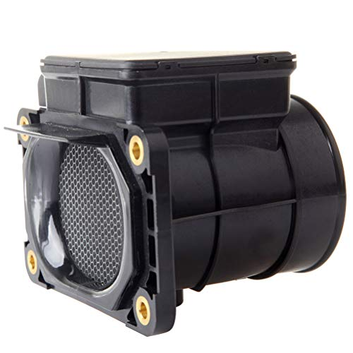 ROADFAR Mass Air Flow Sensor Meter MAF Fits for Dodge Stratus,for Mitsubishi Eclipse Galant Montero Sport MD336501 7460013 5S2787 SU5265 8660013 Mass Air Flow Meter Sensor 7 Pins