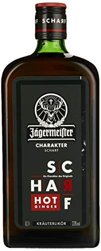 Jägermeister HOT GINGER Kräuterlikör (1 x 0.7 L)