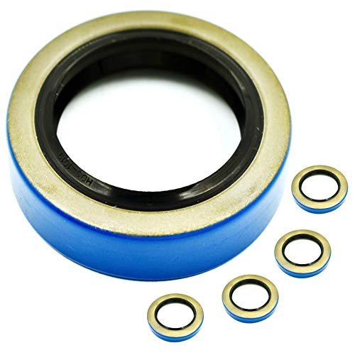 HD Switch (4 Pack) 3500 lbs Axle Trailer Hub Grease Seals E-Z Lube 1.719 x 2.565-22028