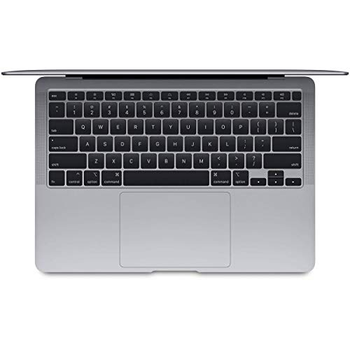 Apple MacBook Air 13.3″ with Retina Display, 1.1GHz Quad-Core Intel Core i5, 8GB Memory, 256GB SSD, Space Gray (Early 2020) Z0YJ0002F