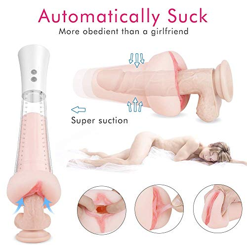Mejor LSANNUY Relax Massage Wand Enlargement Sleeve Growth Enhance Pump Adult Men's PênīsPump Air Vacuum Pump Pênīsgrowth Bigger Pump Adult Men's Tshirt crítica 2020