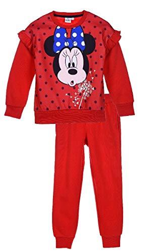 Minnie Mouse Mädchen Jogginganzug