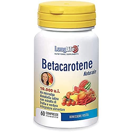 Longlife Betacarotene 10.000 U.I. - 40 Gr