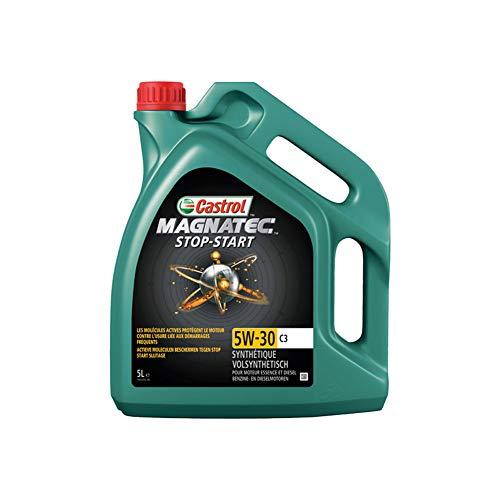 Castrol Magnatec Stop/Start 5W-30 C3 Motoröl für den Ölwechsel beim BMW X4 G02 (ab 2018