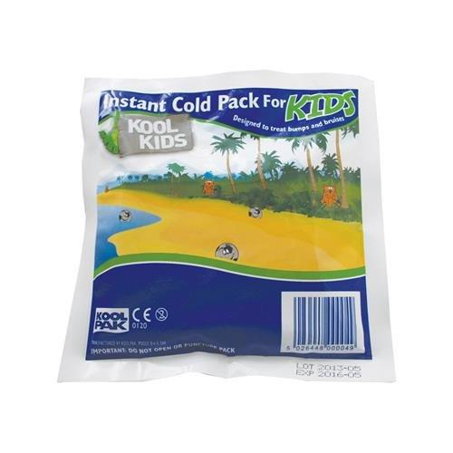 Koolpak Koolkids Instant Cold Ice Packs - Pack of 20