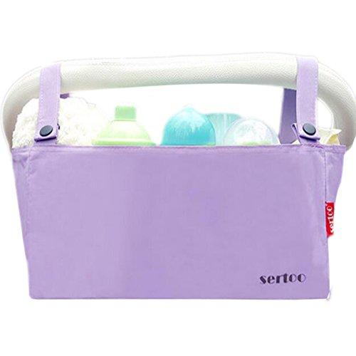 Poussette bébé accessoires, Organisateur, poussette Organisateur Sac [Violet]