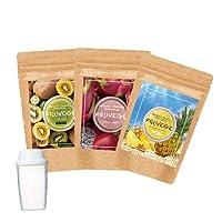 [チアシード配合スムージー (Cセット)]3袋+プレゼント (300g×3袋 約150杯分)福袋 フルベジ スーパーフード ダイエット食品 粉末