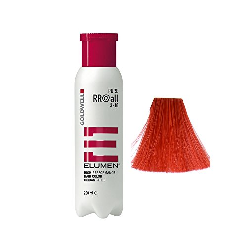 Goldwell Elumen Haarfarbe RR@ALL 200 ml Haarfarbe in rot