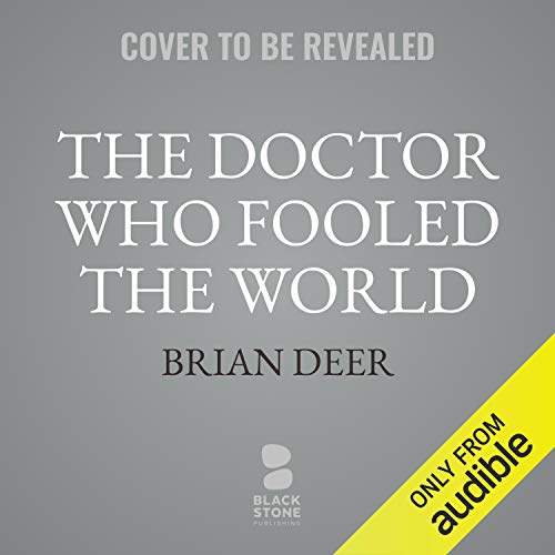 The Doctor Who Fooled the World cover art