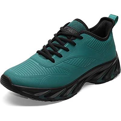 BRONAX Men's Fashion Lightweight Running Tennis Sneakers