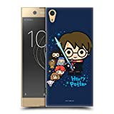 Head Hülle Designs Offizielle Harry Potter Darsteller Deathly Hallows I Harte Rueckseiten Huelle kompatibel mit Sony Xperia XA1 Ultra/Dual