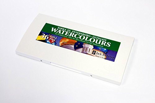 St. Petersburg Watercolour Ultimate Set/36