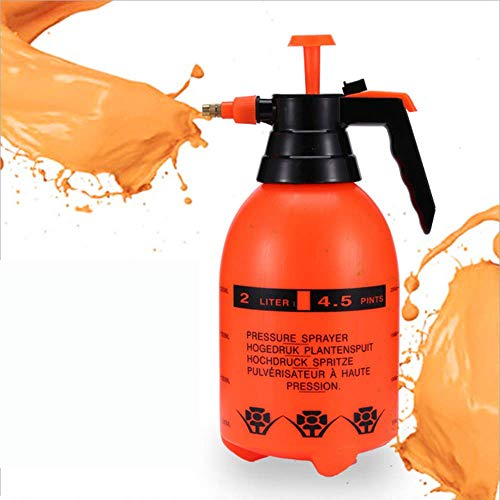 Jnzr Hand Sproeier, 3L/2L Draagbare Hand Waterdruk Sproeier Pomp Gemakkelijk Trigger Thuis Tuin Irrigatie Chemische Fles