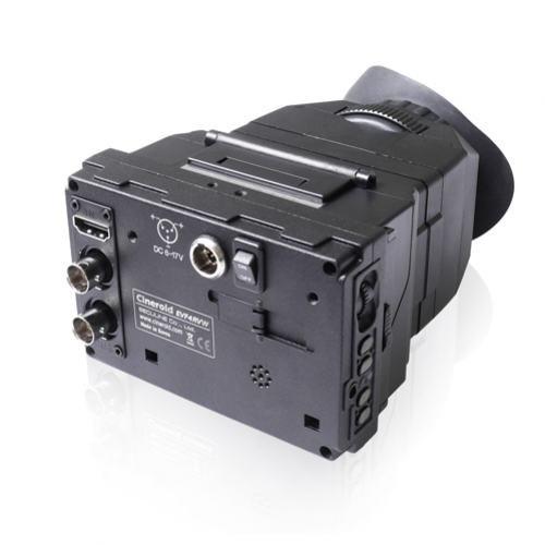 cineroid evf4rvw elektronischen Sucher aus Metall mit Retina Bildschirm für Kamera schwarz
