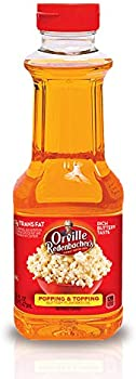 6-Pack Orville Redenbacher's Popping & Topping Buttery Flavored Oil