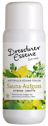 DresdneLi Saunaaufguss Zitrone - Limette 250 ml