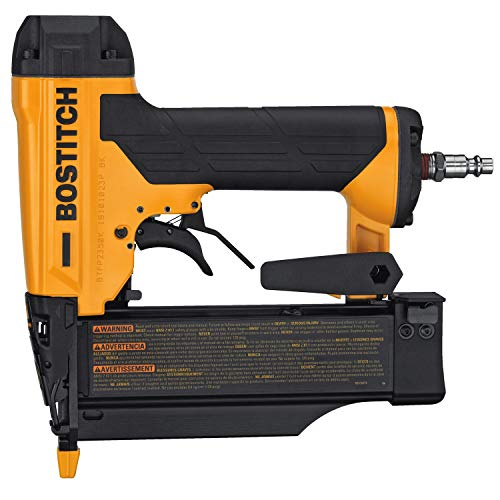 BOSTITCH Pin Nailer, 23 Gauge, 2-Inch...