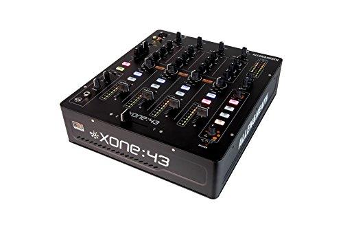 Best Buy! Allen & Heath Xone:43 High Performance 4 + 1 Channel Analog DJ Mixer (AH-XONE:43)