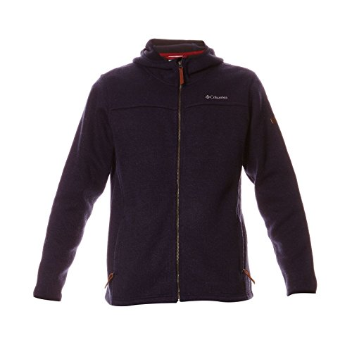 Columbia - Canyons Bend Full Zip Fleece Nocturnal Polaire Homme - Nocturnal - L - Nocturnal